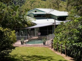 Tranquility on the Daintree - Lismore Accommodation