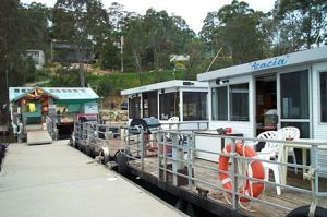 Clyde River Houseboats - Lismore Accommodation