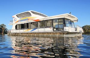 All Seasons Houseboats - Lismore Accommodation