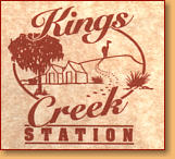 Kings Creek Station - Lismore Accommodation