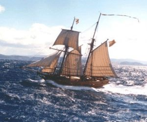 Enterprize - Melbourne's Tall Ship - Lismore Accommodation
