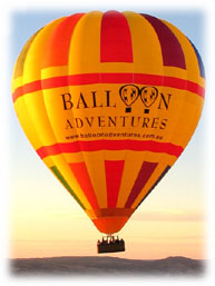 Balloon Adventures Barossa Valley - Lismore Accommodation