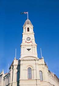 Fremantle Town Hall - Lismore Accommodation