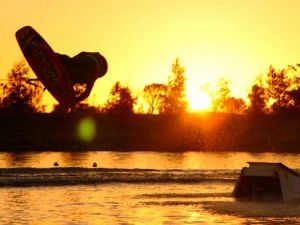 Bonney's WA Water Ski Park - Lismore Accommodation