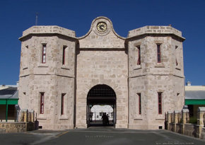 Fremantle Prison - Lismore Accommodation