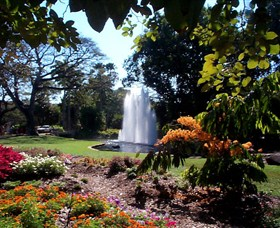 George Brown Darwin Botanic Gardens - Lismore Accommodation