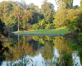 Royal Botanic Gardens Melbourne - Lismore Accommodation