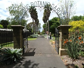 Friends of Geelong Botanic Gardens - Lismore Accommodation
