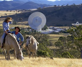 Canberra Deep Space Communication Complex - Lismore Accommodation