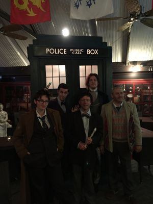 Dr Who Quiz Night - Lismore Accommodation