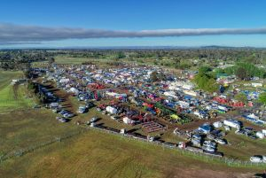 Murrumbateman Field Days - Lismore Accommodation