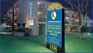 Capital Executive Apartment Hotel - Lismore Accommodation